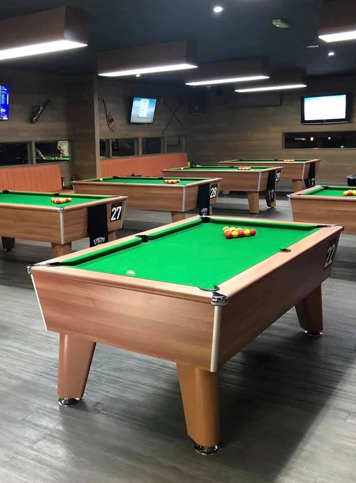 Blackball Pool Tables Australia World Blackball Championships 2020 sponsor