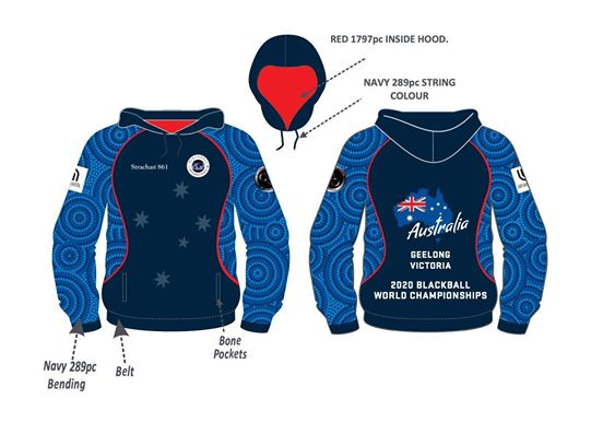 world blackball championships 2020  hoodie