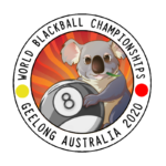 world blackball championships 2020 logo
