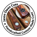 Jason Owen Cues logo