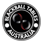 Blackball Pool Tables Australia logo