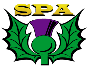 Scottish Pool Association SPA logo