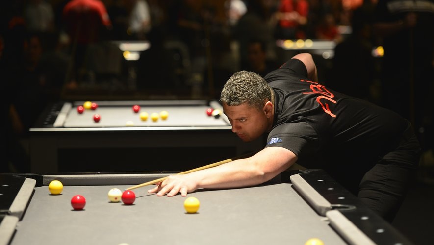 National French Blackball Cup at the Parc des expositions Albi